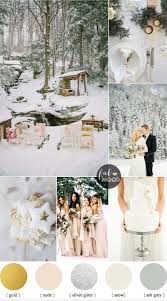 Magical Winter Wedding Theme