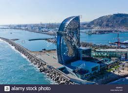 100 W Hotel Barcelona Hotel Port Of Spain Stock Photo 60692633 Alamy