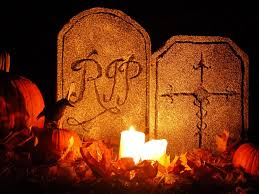 Creepy Halloween Tombstone Sayings by Outdoor Halloween Decorations For Kids Hgtv U0027s Decorating