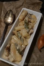 cuisiner salsifis en boite salsifis a la crème de sauge la salsa des fourchettes