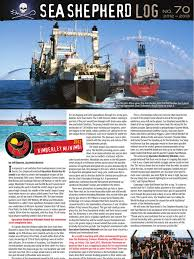 Hard Merchandise Tuna Boat Sinks by Sea Shepherd Captain U0027s Log No 70 Water Transport Conservation