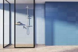bodengleiche duschen edel mit individuellen fliesen und