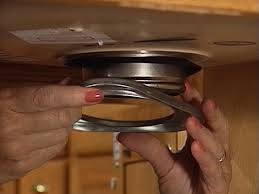 Sink Disposal Leaking From Side by How To Replace A Garbage Disposal How Tos Diy