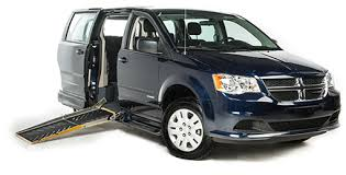 Wheelchair Accessible Van Conversions