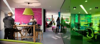 100 Morgan Lovell London Innovative Office Design For ThoughtWorks