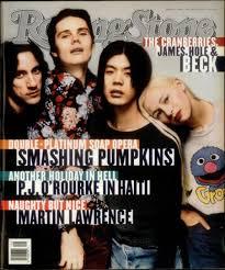 Smashing Pumpkins Zeitgeist Album Cover by Smashing Pumpkins Rolling Stone Us Magazine 543677 Apr 21st 1994
