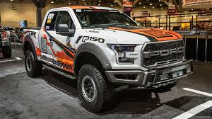 2017 Ford F-150 Raptor Baja Race Truck: SEMA 2016 Photo Gallery ... Watch Bj Baldwin Bring His 800hp Trophy Truck To Hoonigans Donut 2017 Ford F150 Raptor Completes Baja 1000 Digital Trends Custom Baldwins Rc Garage This Jimco Spec Is Nearly An Unlimited Class Quality Fiberglass Fenders Bedsides Advanced Concepts 1989 Chevrolet S10 Edition Pickup G561 Kissimmee 2018 Prerunner Off Road Classifieds Cummins Chevy Prunner Rosie Nissans Titan Warrior Concept Is Proof We Need More Bajainspired Dealer Near Me Mesa Az Autonation A Run Wild Through Abandoned City