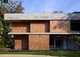 100 Modern House India Spinning Walls Animate The Facade Of N House By Matharoo