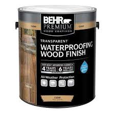 Longest Lasting Deck Stain 2017 by Wood U0026 Deck Stain Exterior Stain U0026 Waterproofing The Home Depot