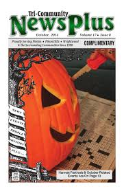 Macdonald Ranch Pumpkin Patch Groupon by October 2014 Newsplus By Tri Community Newsplus Issuu