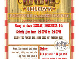 Pumpkin Patch Farm Temecula by Nov 6 Wild Wild West Hoedown Presented By Charity For Charity