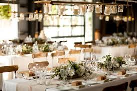 Rustic Table Decorations For Wedding Uniqueness Of