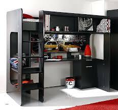 lit superposé avec bureau intégré conforama lit bureau conforama combine junior garcon notice montage mezzanine