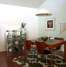 Retro Modern Dining Room
