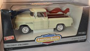 ERTL 1/18 1955 Chevy 3100 Cameo Pickup Truck WHITE 7340 NEW American ... 1957 Chevrolet Cameo Carrier 3124 Halfton Pickup Chevrolet Cameo Streetside Classics The Nations Trusted 1955 Pickup Truck Stock Photo 20937775 Alamy Rare And Original Carrier Pickup Sells For 1400 At Lambrecht Che 1956 3100 Volo Auto Museum 12 Ton Chevy Cameo Gmc Trucks Antique Automobile Club Of Sale 2013036 Hemmings Motor News On The Road Classic Rollections 1958 Start Run External Youtube Chevy Forgotten Truckin Magazine