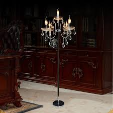 Tall Table Lamps For Bedroom by Opening Big Led Silver Floor Lamp Tall Table Lamps For Wedding
