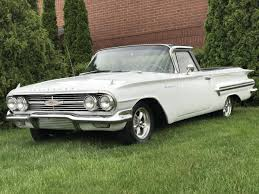100 1960 Chevy Truck Chevrolet El Camino For Sale 1953150 Hemmings Motor News