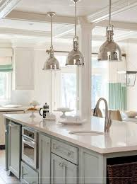 collection in pendant chrome kitchen island light