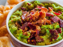 Chipotle Halloween Special Hours by Smoky Chipotle And Bacon Guacamole Recipe Emily Farris Food U0026 Wine