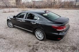 Lexus LS 460 Sedan Models Price Specs Reviews