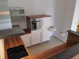 einbauküche mit elektrogeräten u form zur abholung und abbau