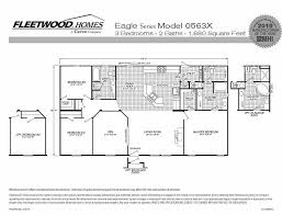 Fleetwood Triple Wide Mobile Home Floor Plans by Fleetwood Homes Double Wide Floor Plans