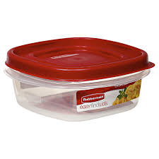 Christmas Tree Storage Container Rubbermaid by Rubbermaid Easy Find Lids Square Food Storage Container 1 25 Cup