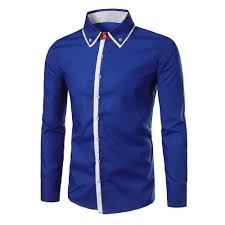 fitted collared shirts men promotion shop for promotional fitted