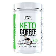 Keto Coffee By Sparta Nutrition