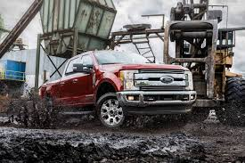 2017 Ford® Super Duty Truck | Tough & Hard Working Durability ...
