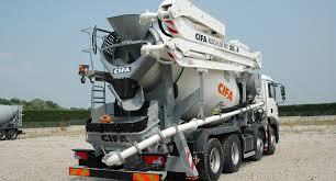 100 Concrete Pumper Truck Mixer Pumps