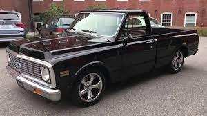 1972 Chevy C10 Short Bed Hotrod - YouTube