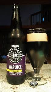 Imperial Pumpkin Ale Southern Tier by Tap Beer Of The Week Southern Tier Warlock