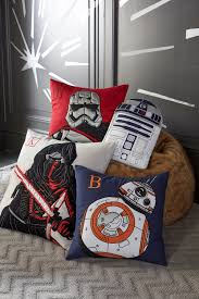 Pottery Barn Throw Pillow Inserts by Pottery Barn Star Wars Collection Preview Starwars Com