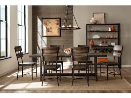 Hillsdale Furniture Jennings 7 Piece Dining Set 4022DTB7PC