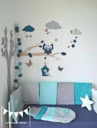 autocollant chambre bébé sticker mural chambre bebe stickers muraux arbre chambre bacbac