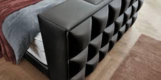 designer boxspringbett mit tv lift