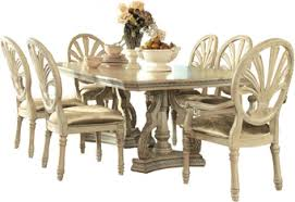 buy online direct ortanique rect drm pedestal tbl and chairs