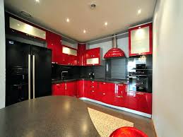Chef Decor For Kitchen by Black And Red Kitchen U2013 Subscribed Me