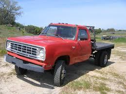 100 1975 Dodge Truck Dodge 1 Ton Dually Thread Paintstikkers W300 453