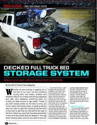 Trucks & Guns Magazine: DECKED Install Tuning Essentials Trucks 3 Gearshop By Pasmag Custom Classic Magazine Home Facebook News Covers Street Ud Connect November 2018 Pdf Free Download Digital Issues Guns Media 10 Best Used Diesel And Cars Power For Renault Cporate Press Releases Customer February 2017 Battle Sted Tony Scalicis Mini Truckin At Truck Trend Network 1961 Ford F100 Unibody Truck Magazine Cover Luke