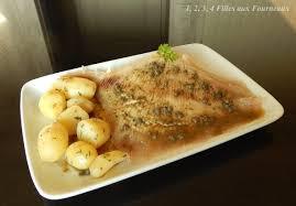 cuisiner la raie au beurre noir aile de raie au beurre noir et ses pommes de terre délicieux 1