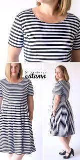 sew the perfect knit fit u0026 flare dress without a pattern it u0027s