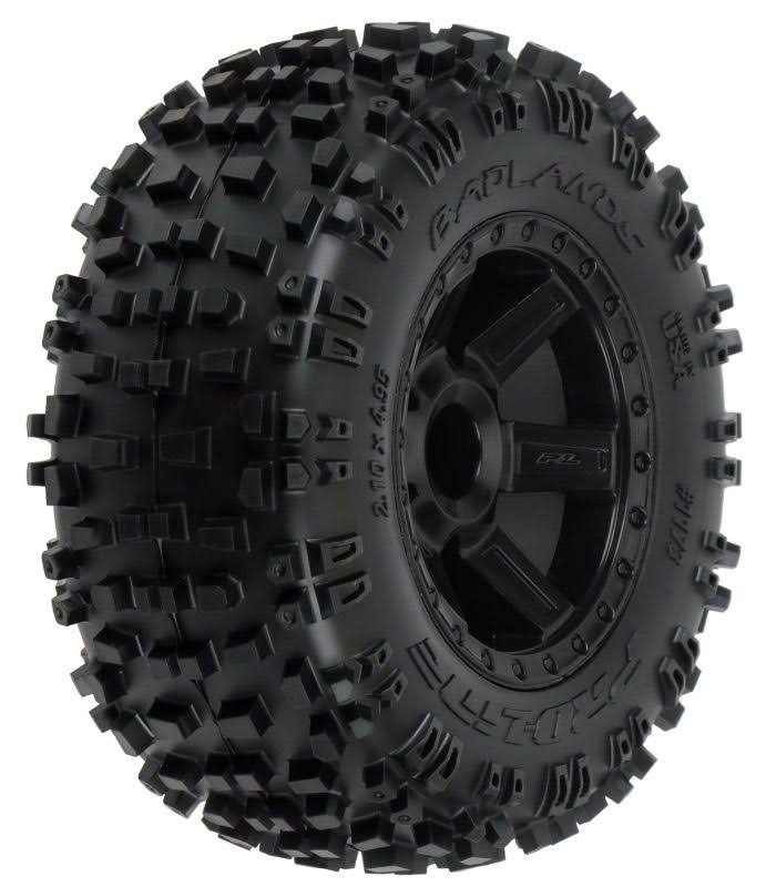 Proline Badlands 2.8 All Terrain Tire - Mounted on Desperado