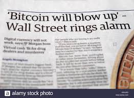 Bitcoin Will Blow Up