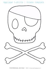 Pirate Ship Pumpkin Stencil by Pirate Ship Template