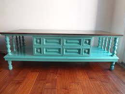 build a small turquoise end table house design