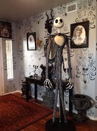 Nightmare Before Christmas Bathroom Decor by Jack Skellington Life Size Figure Statue Display Nightmare Before