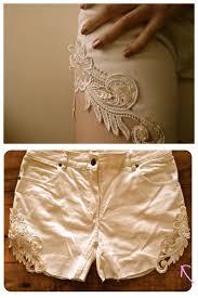 best 25 lace jean shorts ideas on pinterest lace shorts diy