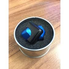 Spinner Cube Black Blue